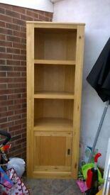 NEXT wood corner unit