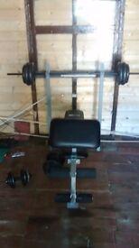 Gym for sale 100 kg