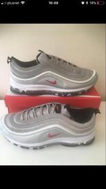 cb58d8287f5dd9 Nike Air Max 97s Trainers 97 New In Box size 11