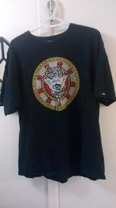 Crooks and castles t shirt xl