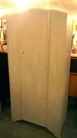 Shabby Chic Vintage Wardrobe £59 available from Ellie Great Yarmouth