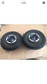 Vibe blackair 5.25 inch speakers 240 watts
