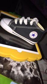 Baby's Converse