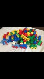 My first duplo lot