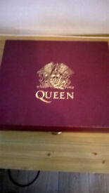 Queen: Box of Tricks Limited Edition Collector's Item