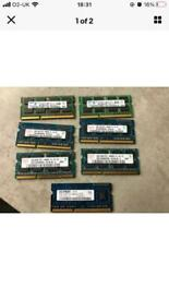 LAPTOP COMPONENTS FOR SALE - SEE PRICES BELOW
