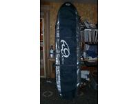 7'6 Mini Mal with board cover