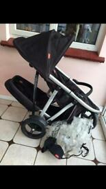 Phil and ted vibe double buggy