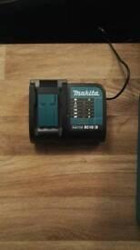 Makita charger as new