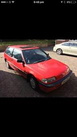 Honda Civic GL Automatic 52000 1 owner from new