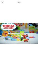 My first Thomas and friends railway pals destination discovery interactive set BRAND NEW BOXED