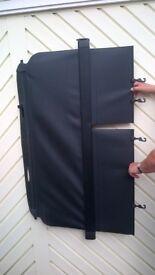 retractible parcel shelf for Kia Sportage
