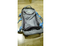 Big travel bag with wheels - Eddie Bauer