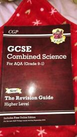 GCSE Combined science revision guide