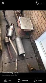 Astra mk3 exhaust