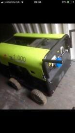 Honda pramac s12000 generator
