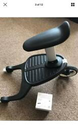 Bugaboo Buggy Board with Seat and Adapters Excellent Condition