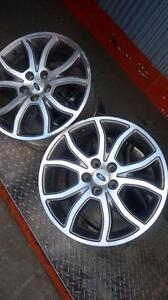 4 MAG FORD 18 POUCE A VENDRE, BOLT PATTERN: 5/114.3