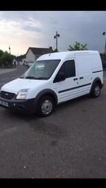 Late 2011 ford transit connect (11 months mot)