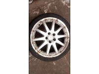 ford 18 inch ALLOYS