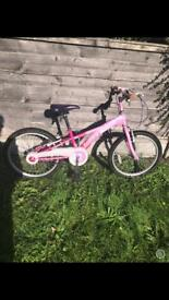 """CONCEPT KALUTARA GIRLS BIKE, 20"""" WHEELS, NO GEARS, FULLY WORKING AND REALLY GOOD CONDITION"""