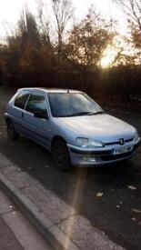 Peugeot 106 1.1 independence *12 MONTHS MOT*
