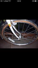 Children's racer rare 20 inch wheels