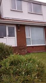 Semi detached 3bed house Bangor