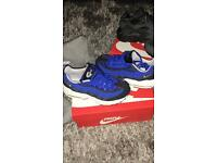 Nike air max kids size 10 BRAND NEW