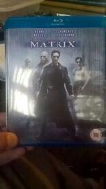 the Matrix trilogy bluray