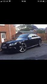 2011 Audi rs5 4.2 fsi quattro **very low miles 38k** cat c repaired