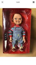 Talking Chucky doll