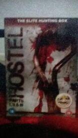 hostel dvds