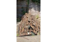 Free Scrap Wood - Collection Only
