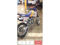 2003 Yamaha DTR 125cc OFF Road ONLY!!