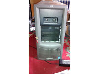 HP PROLIANT SERVER ML370 + XEON PROCESSOR london wimbledon Big Server