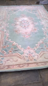 attractive large rug