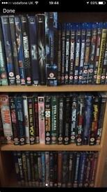 WWF/WWE DVD Collection