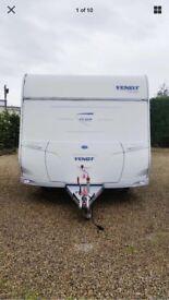 Fendt Platin caravan 2010/2011 model
