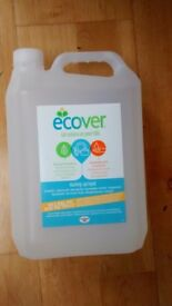 5l empty container (Ecover)