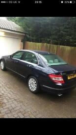 Lady Owner. 2009 Mercedes Benz C220 CDI. Immaculate Condition! £6,395.00