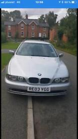 Bmw 525d/530d touring auto breaking for parts