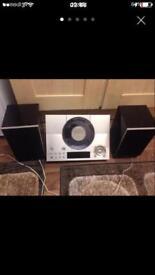 Yamaha cd radio stereo