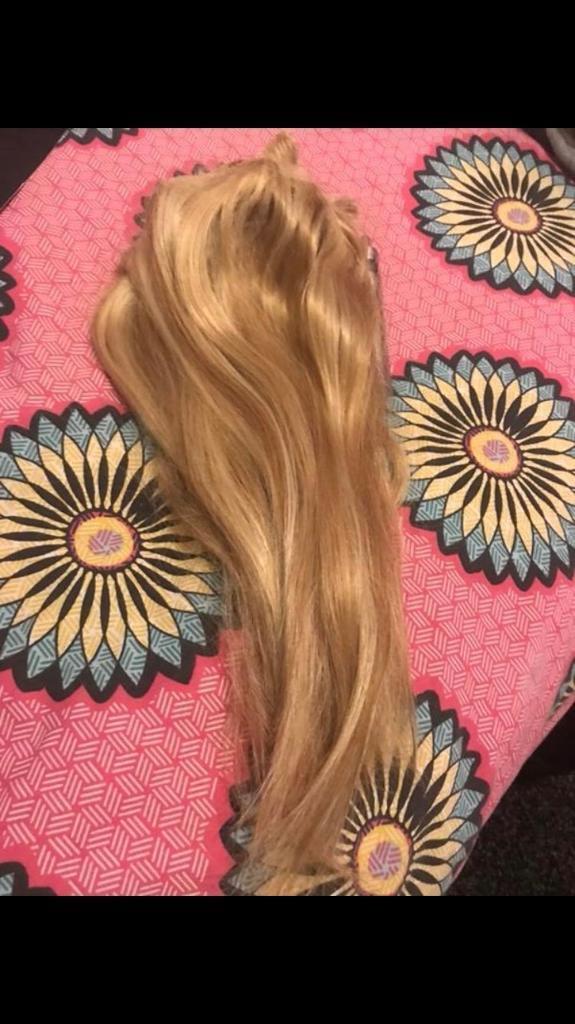Blonde Hair Extensions In Blyth Northumberland Gumtree