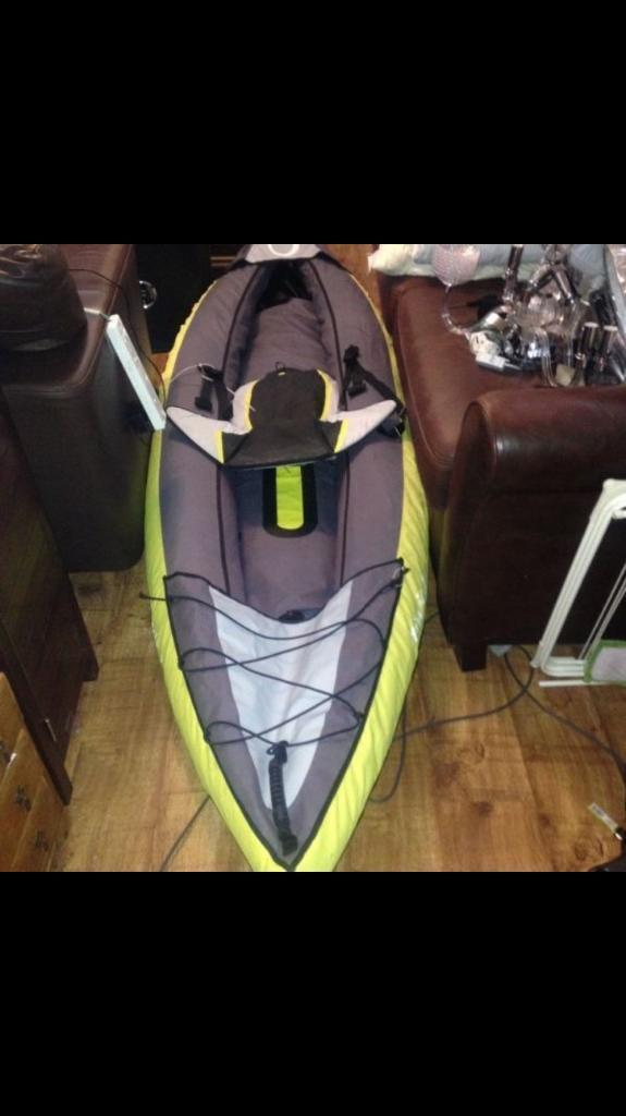 Decathlon ITWIT Inflatable Kayak