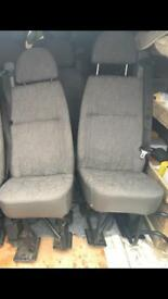 Transit Van Seats Rear x2
