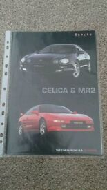 MR2 sales catalogue