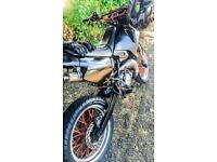 Aprilia rx50 (70 top end) long mot