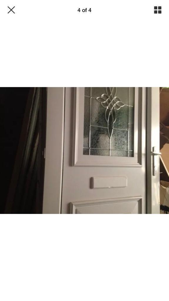 Wickes Upvc Front Door In Ilkeston Derbyshire Gumtree