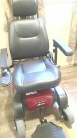 for sale sunfire gt electric wheelchair 3months old only used once inside house halbeath dunfermline